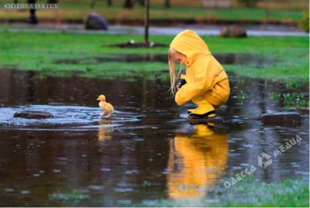 На этой неделе в Одессе будет тепло и дождливо