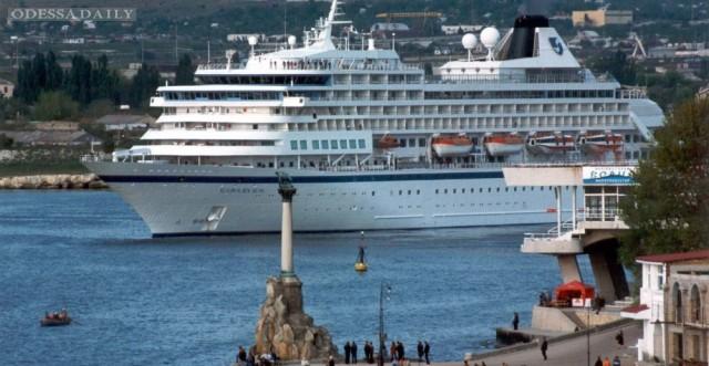 Европейские куризные суда обходят порты Крыма стороной