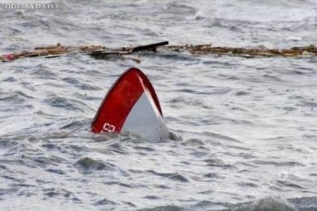 В МВД уточнили количество пассажиров на затонувшем под Одессой катере