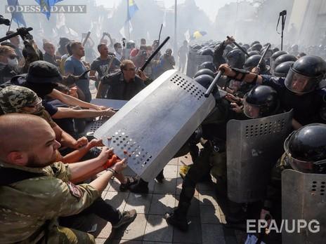 Безнаказанность и запрос на диктатуру. Последствия взрыва у Рады
