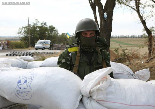 Террористы продолжают стрелять из артиллерии, минометов и стрелкового оружия