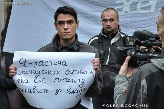 Виталий Устименко: О чудодейственной силе общественного давления.