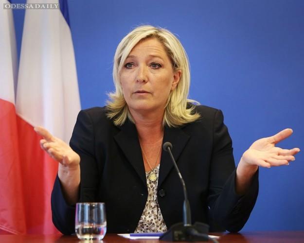 Марин Ле Пен предложила странам ЕС отказаться от евро