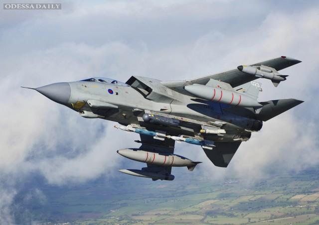 Великобритания нанесла первые авиаудары по Исламскому государству в Сирии