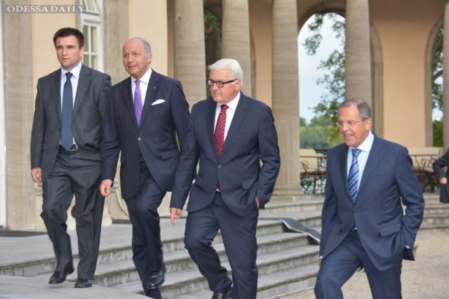 В Берлине сегодня будут говорить об урегулировании конфликта на востоке Украины
