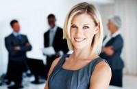 Мужчины робеют перед женщинами-руководителями