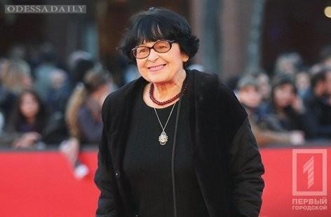 Известный одесский режиссёр Кира Муратова стала членом Американской киноакадемии, присуждающей «Оскар»