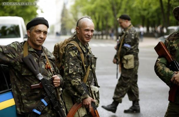 В Луганск для срыва выборов завезли более 2 тысяч чеченцев