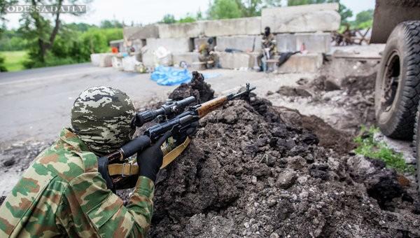 Операция по антитеррору: последние события в Донбассе - 09