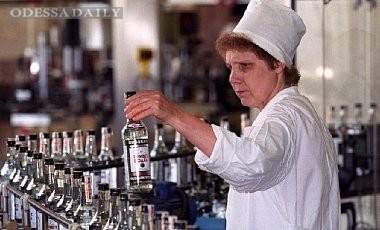 В России водка подешевела почти на 16%