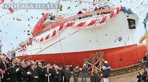 Первое турецкое научно-исследовательское судно спущено на воду