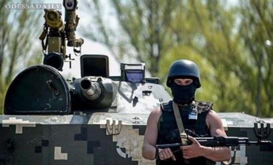 Сводка ИС: в районе Донецка зафиксированы позиции 152-мм орудий боевиков