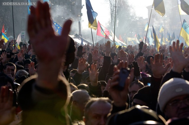 Майдан озвучил требования к будущему правительству Украины
