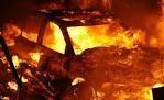 В Беляевском районе горели автомобили