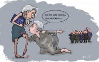 Карл Волох, Порошенко и МВФ