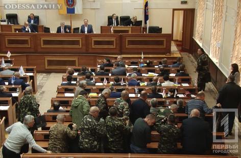 Одесский облсовет обратился к Верховной Раде с просьбой помочь в финансировании ПТУ
