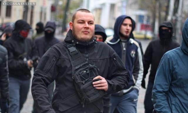 Демьян Ганул: Відео нападу патрульних міста Одеси на мене у новорічну ніч.