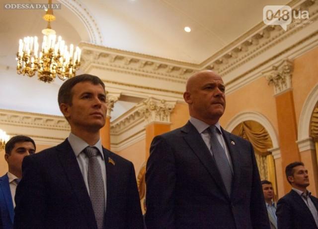 Избран повторно: Геннадий Труханов во второй раз стал мэром Одессы
