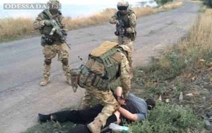 На Одещине СБУ задержала диверсантов, управляемых ГРУ РФ: видео