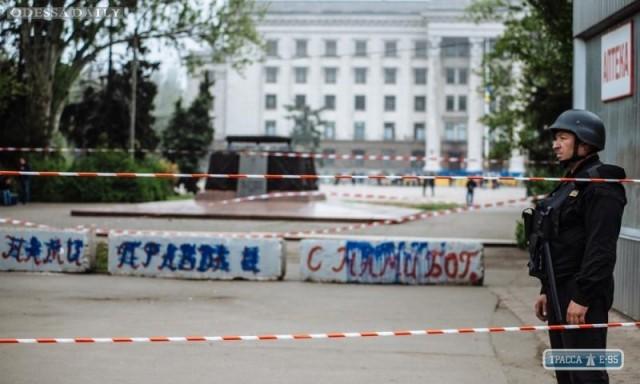 Силовики усиленно готовятся к годовщине трагедии 2 мая и Дню победы