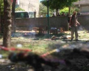 В Турции взрыв на молодежном форуме: не менее 10 жертв