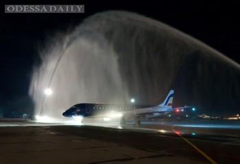 Air Moldova запустила регулярный рейс Кишинев-Одесса