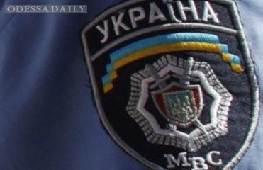 Киевский милиционер погиб в Одессе