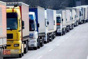 В Одессе обсудили, как разгрузить улицы от фур, направляющихся в порт