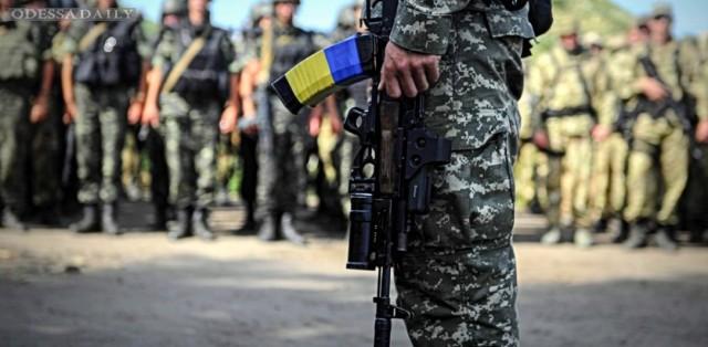 Армия Украины не будет отказываться от призыва