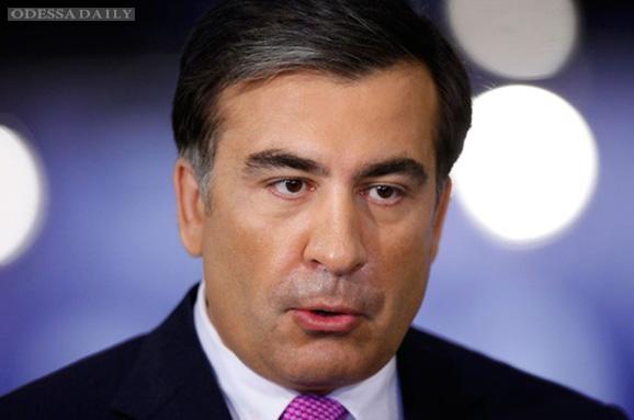 Авария катера под Затокой произошла из-за коррупции, - Саакашвили