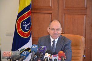 Новый глава Одесской области рассчитывает к марту начать реформы в регионе