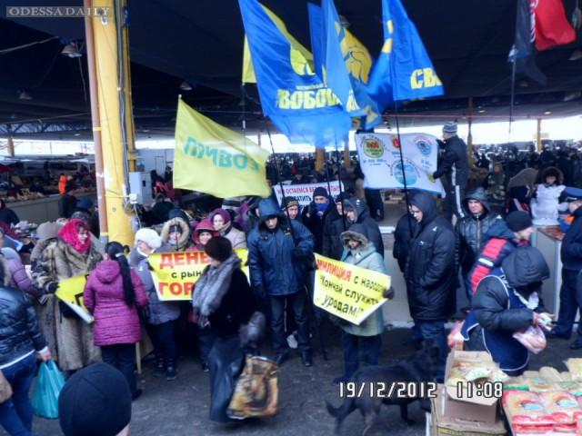 Власть руками правоохранительных органов стремится расправиться с участниками событий 21 декабря у стен Одесского городского совета