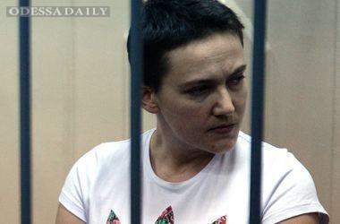 Савченко не прекратит голодовку, пока российским ГРУшникам не вынесут приговор – адвокат