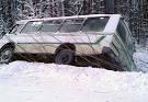 Спасен пассажирский автобус