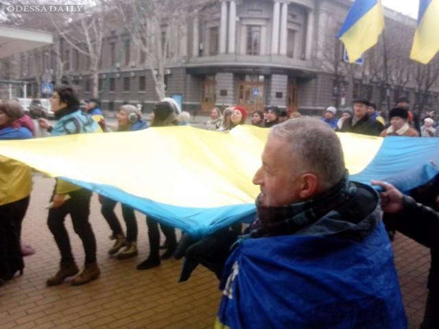 Ответ Николаю Скорику: Это не «массовые беспорядки», а откровенный погром, устроенный властью