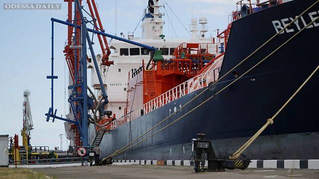 В Одессе начали оформлять грузовые суда по новым правилам