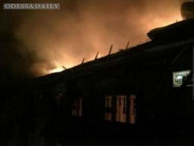 Ночью Донецк содрогался от взрывов