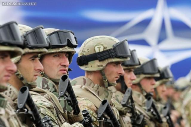 В Украину прибудут до 3 тысяч военнослужащих НАТО с вооружением и боевой техникой