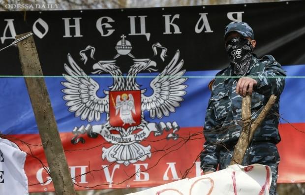 Ополченцы анонсировали встречу с украинскими силовиками в Донецке