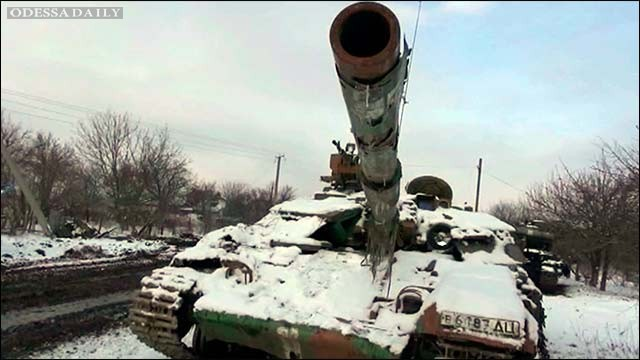 Война России против Украины: последние события в Донбассе - 14