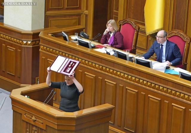 Надежда Савченко: УКРАИНСКИЙ ФОРМАТ от 21.03.2018