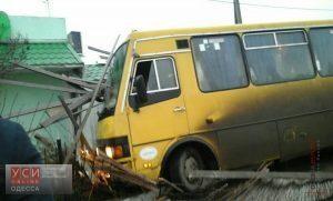 Обледенение дорог в Одессе: в городе множество ДТП