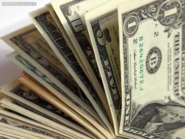 Курс валют на черном рынке Одессы 7 мая