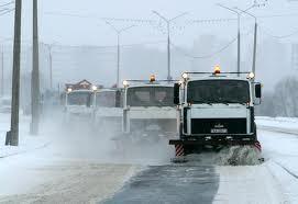 На дороги Одессы высыпали 87 тонн песка и соли