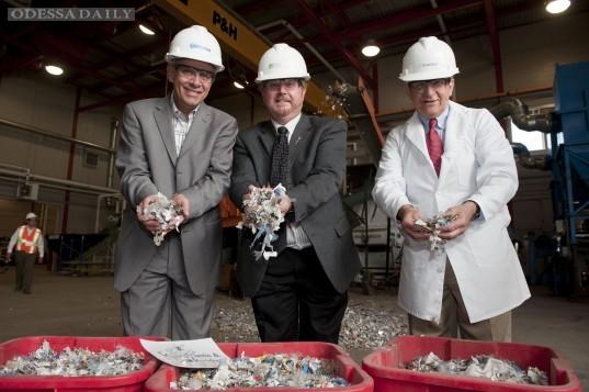 В канадском Эдмонтоне открывается первое в мире предприятие по переработке отходов в биотопливо