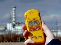 На радиационный фон пожар под Чернобылем не повлиял