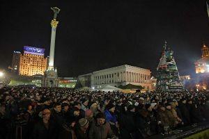 Майдану показали будущих министров. Яценюк – премьер