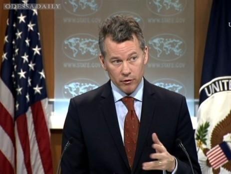 Госдеп: Визит Керри в Россию не означает, что в отношениях Москвы и Вашингтона произошло улучшение