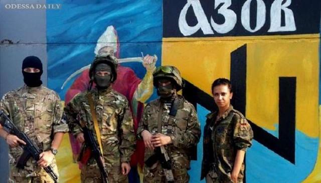 «Азов» анонсировал блокаду границы с Приднестровьем
