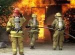 В Одессе горел банк